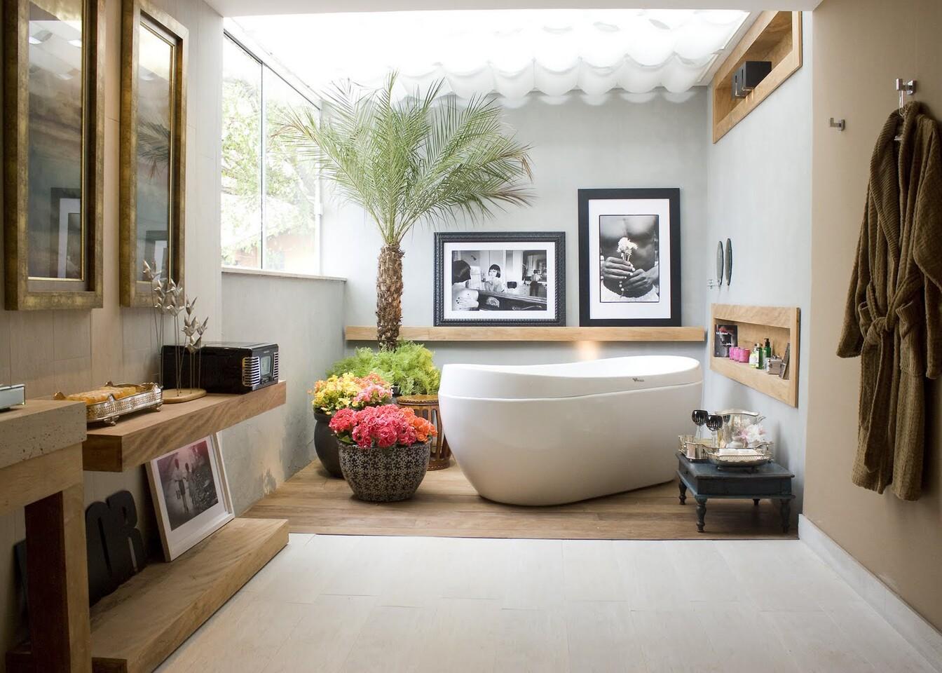 El cuarto de baño y el Feng Shui