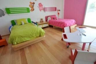El dormitorio de los niños Feng Shui
