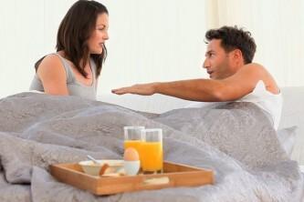 Una buena relación de pareja