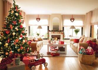 Feng Shui y los adornos navideños